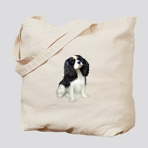 Cavalier (tri color) Tote Bag
