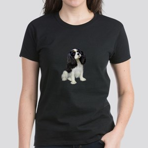 Cavalier (tri color) Women's Dark T-Shirt
