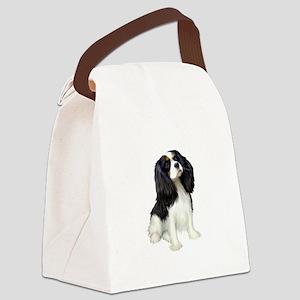 Cavalier (tri color) Canvas Lunch Bag