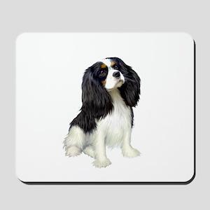 Cavalier (tri color) Mousepad