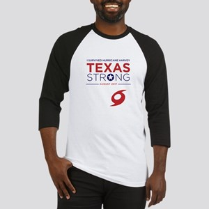 Texas Strong - I survived hurrican Baseball Jersey