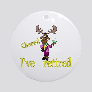 Cheers!:-) Ornament (Round)