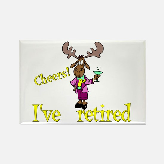 Cheers!:-) Rectangle Magnet