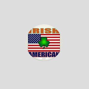 irish American pride Mini Button