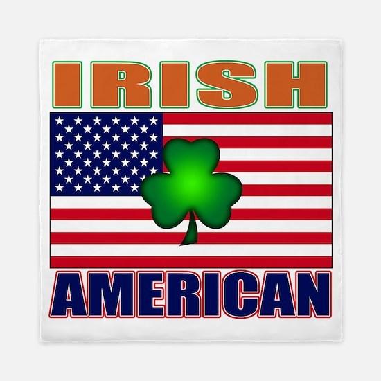 irish American pride Queen Duvet