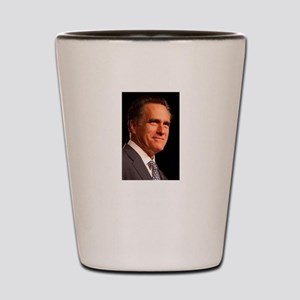 Anti Romney Shot Glass