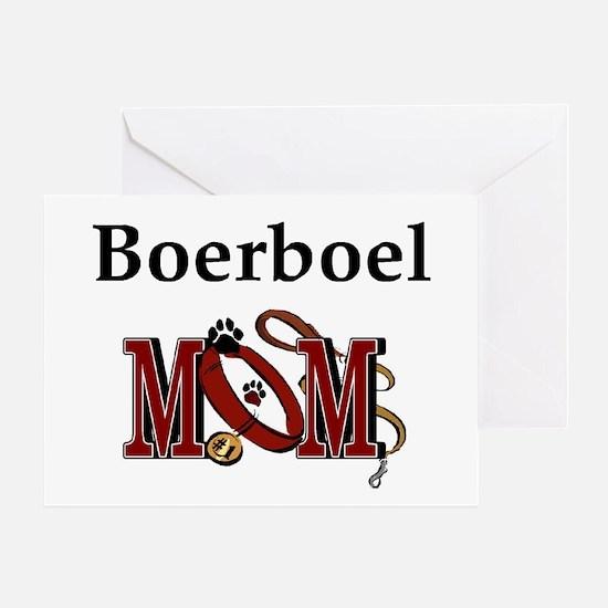 Boerboel Mom Greeting Card