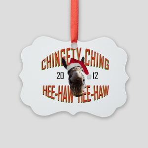 2012 ornament Picture Ornament