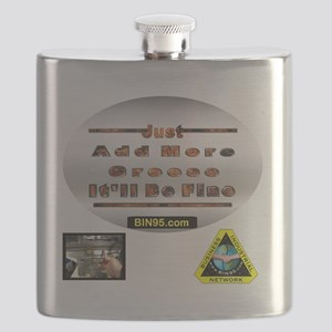 Add more greese itll be fine Flask