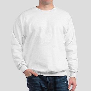 Eyjahunda Logo Black Background Sweatshirt