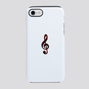 Music Note iPhone 7 Tough Case