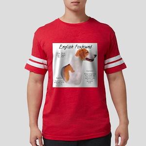 English Foxhound Mens Football Shirt