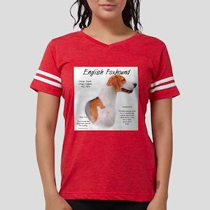 English Foxhound Womens Football Shirt