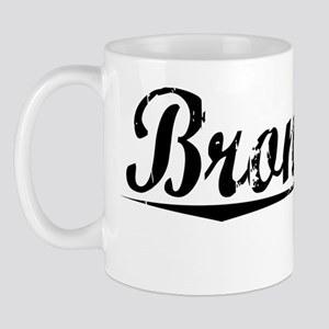 Bronstein, Vintage Mug