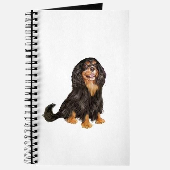 Cavalier (blk-tan) Journal