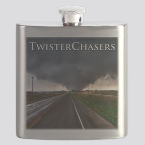 TwisterChasers Tornado Flask