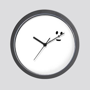 ninja skeleton 2 Wall Clock