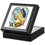 Hummingbird Dreamcatcher Keepsake Box