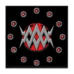 """Limited Edition WMA """"Circle Of 13"""" Tile Coaster"""