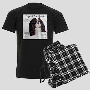 English Toy (prince charles) Men's Dark Pajamas