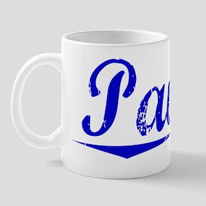 Pavlik, Blue, Aged Mug