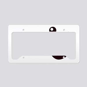 Normal is Boring License Plate Holder