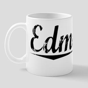 Edmonds, Vintage Mug