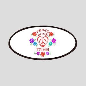 Peace Love Tai Chi Patch