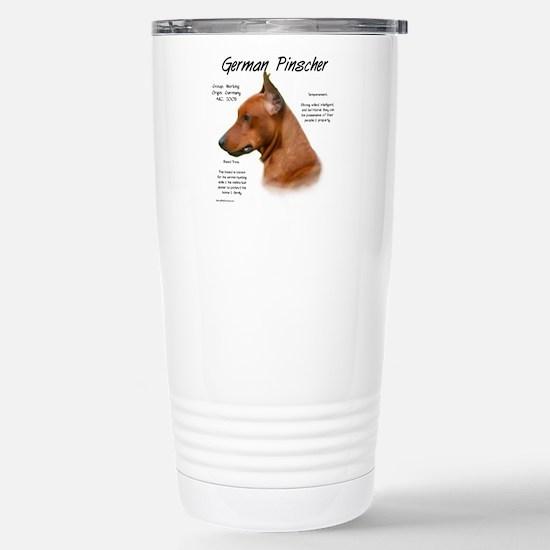 German Pinscher Travel Mug