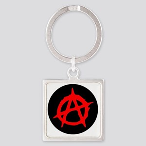 Anarchy Square Keychain