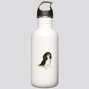 Tri Cavalier (B) Stainless Water Bottle 1.0L