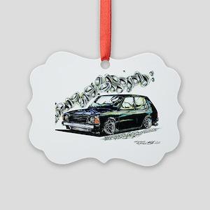 MAZDA 323 HATCH Picture Ornament