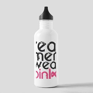 Real men wear pink. Stainless Water Bottle 1.0L
