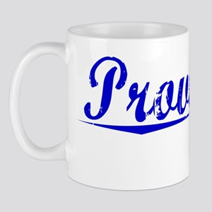 Provencal, Blue, Aged Mug