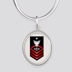 Navy Senior Chief Anti-Sub Warfare Operator Silver