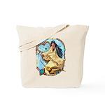 Hummingbird Dreamcatcher Tote Bag