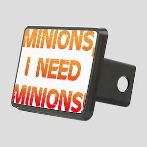 I need minions Rectangular Hitch Cover
