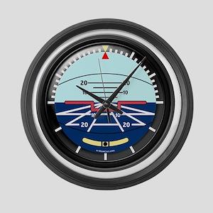 AH14x4trans-nobolts Large Wall Clock