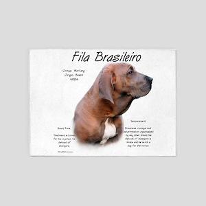 Fila Brasileiro 5'x7'Area Rug