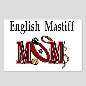 English Mastiff Mom Postcards (Package of 8)