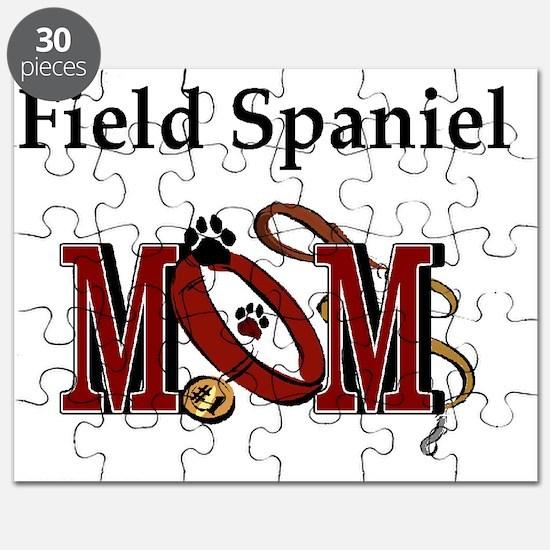 Field Spaniel Mom Puzzle