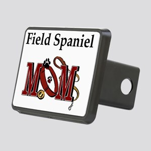 Field Spaniel Mom Rectangular Hitch Cover
