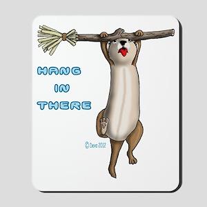 Hanging Mousepad