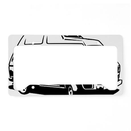 C&er Van 3.1 License Plate Holder  sc 1 st  CafePress & Minivan License Plate Frames - CafePress
