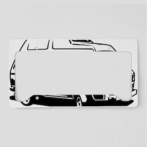 Camper Van 3.1 License Plate Holder
