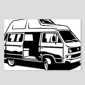 Camper Van 3.1 Postcards (Package of 8)