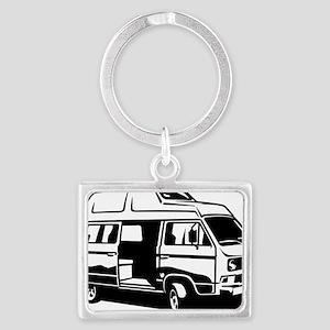 Camper Van 3.1 Landscape Keychain