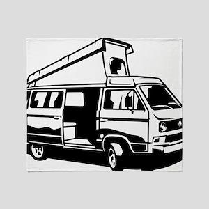 Camper Van 3.2 Throw Blanket
