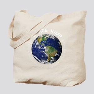 Space Jump Tote Bag
