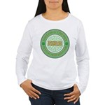 Just here for the beer Women's Long Sleeve T-Shirt